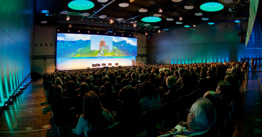 Global Landscapes Forum Bonn 2018, Bonn, Germany